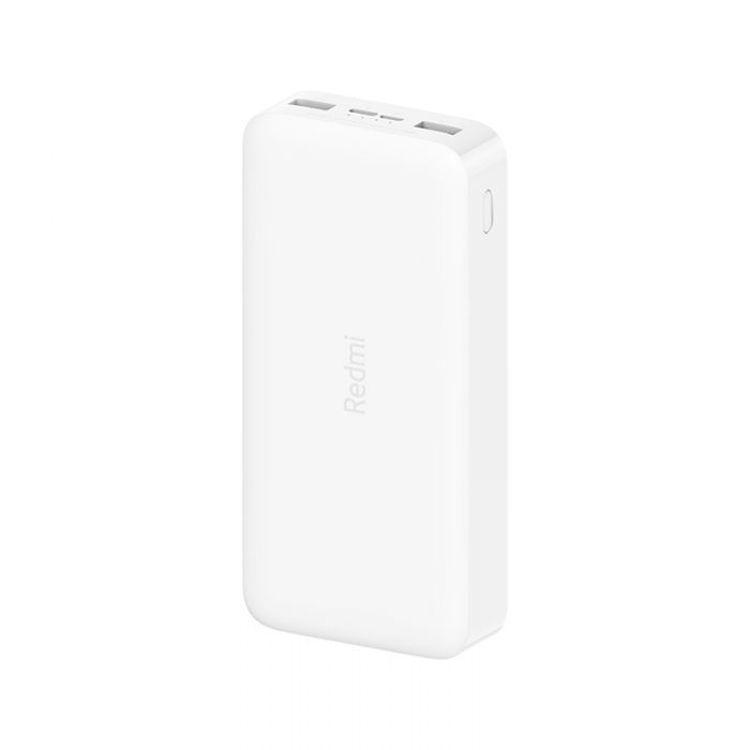 Slika 20000mAh Redmi 18W Fast Charge Power Bank  - Bijeli