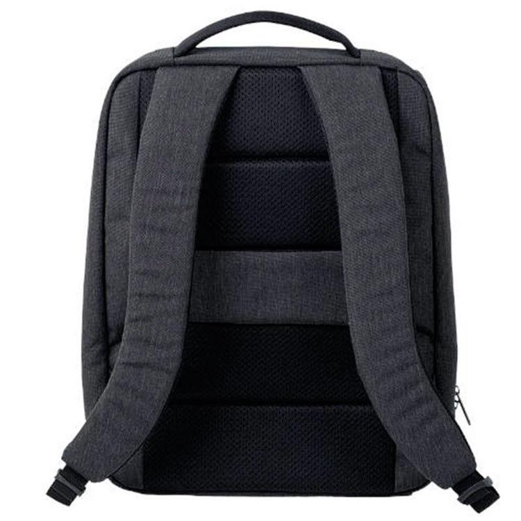 Mi City Backpack - tamno siva_2
